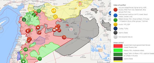 Berita Syria Perkembangan Terkini 2017