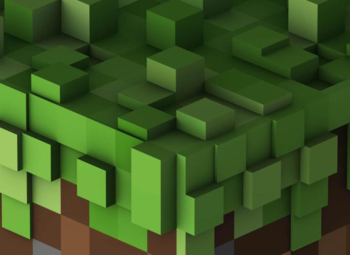 E para quem gosta de uma imagem pura de Minecraft, a nossa última imagem é perfeita!