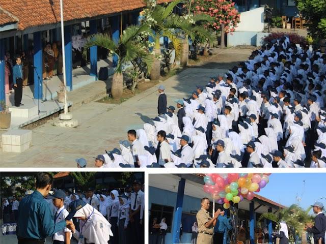 Kegiatan MPLS di SMAN 1 Banjaran, Pengenalan dan Pembinaan Awal Kultur Sekolah