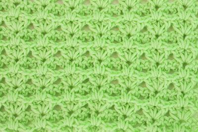 2 -Crochet Imagenes Puntada a crochet en abanicos muy facil y sencilla por Majovel Crochet