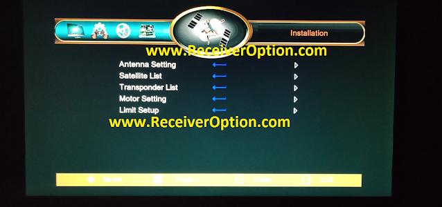 STAR TRACK 2400 1506TV HD RECEIVER ORIGINAL SOFTWARE WITH GODA OPTION