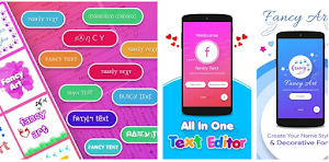 Download Fancy Text Apk, membuat Tulisan Berwarna Di Whatsapp Dan Facebook