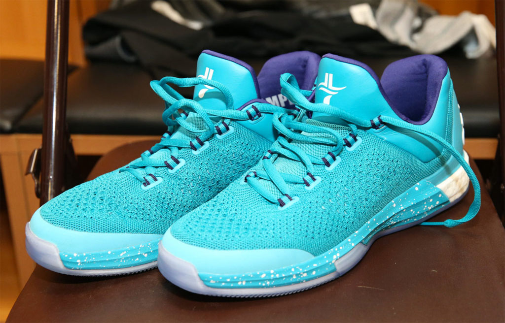 innovative design a9834 57191 Adidas Crazylight Boost 2015 Jeremy Lin