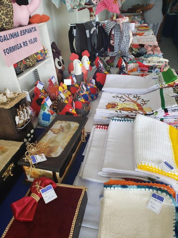 Feira de Artesanato de Verão segue até Fevereiro em Balneário Piçarras