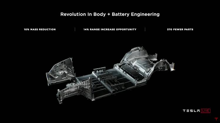 Алюминиевое литье Tesla