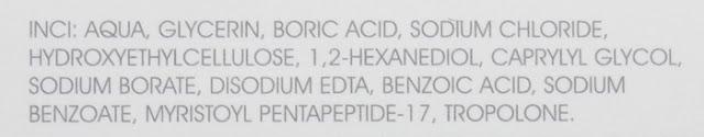 INCI Biomed Pestañas Ensueño