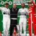 Fórmula 1 - Quem pega a Mercedes?? Em nova dobradinha, Hamilton fatura segunda corrida no ano
