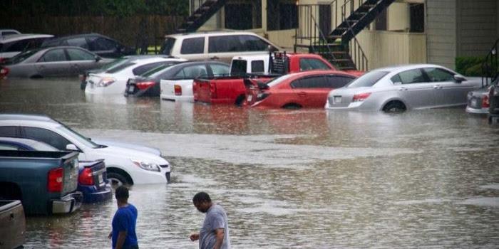 Kerugian AS Capai Rp3.817 Triliun Akibat Badai Harvey dan Badai Irma