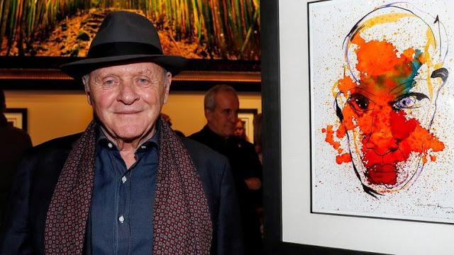 Luar Biasa! Lukisan Anthony Hopkins Terjual Rp 1 Triliun