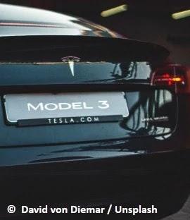 تسلا طراز 3, Tesla model 3