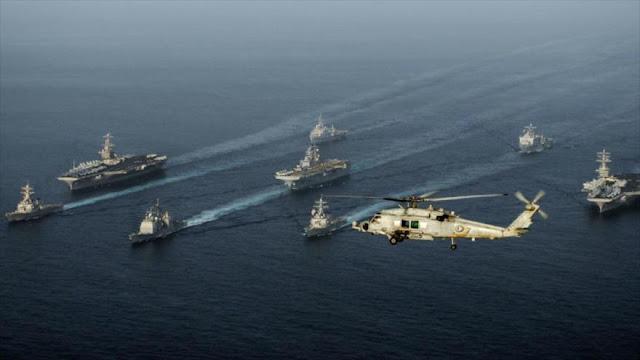 """""""EEUU acabará en fondo del Golfo Pérsico si comete provocaciones"""""""