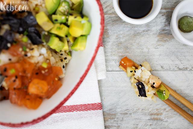 Sushi bol