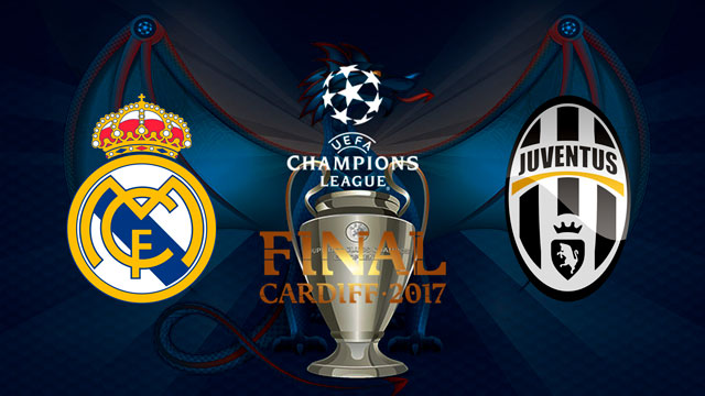 juventus real madrid online