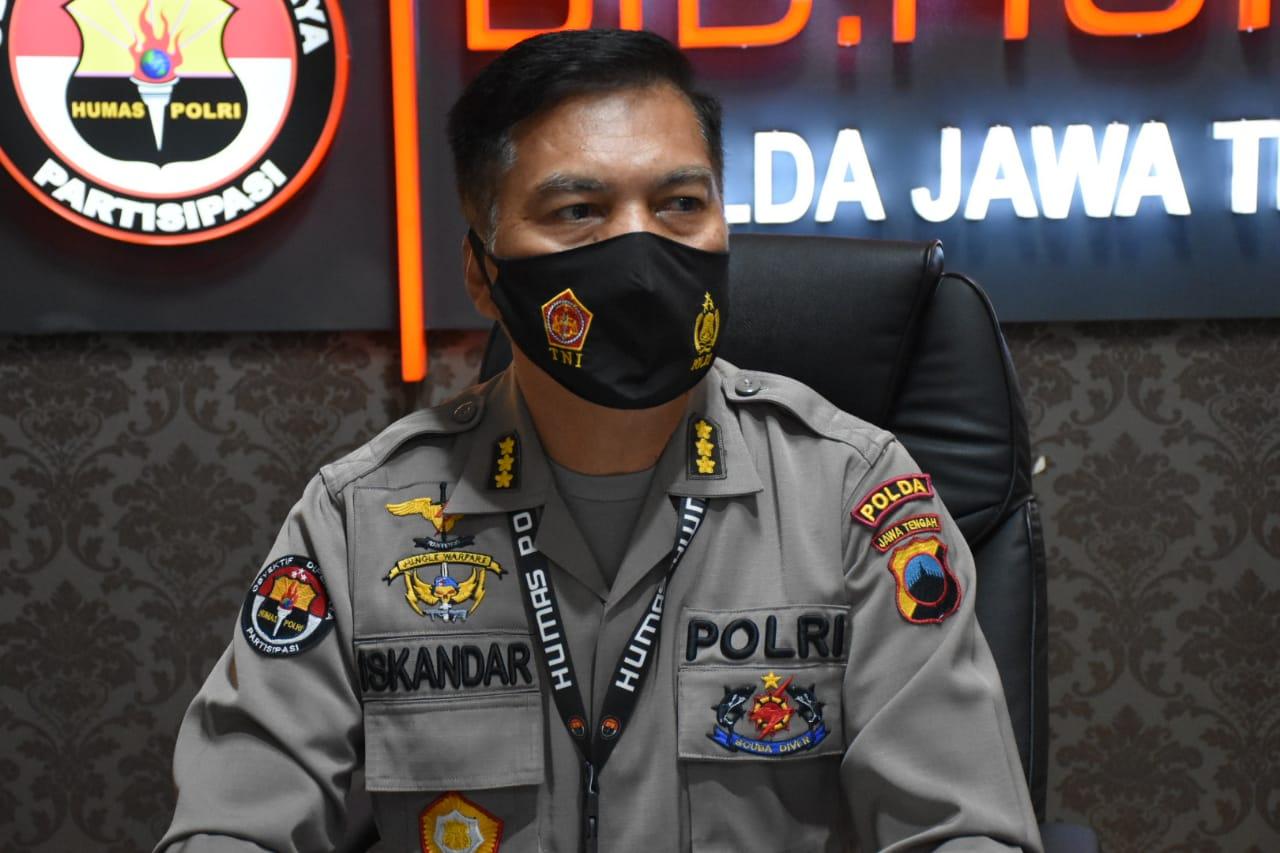 Main Petasan Di Malam Tahun Baru, Kabidhumas Polda Jateng: Akan Kita Sidik Sesuai Hukum Yang Berlaku