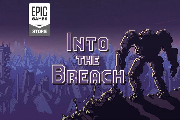 free epic games this week into the breac