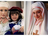 Ingat Suster Cecilia dalam Drama  'Carita de Angel'? Kini Malah Makin Hot, Lihat Foto-fotonya
