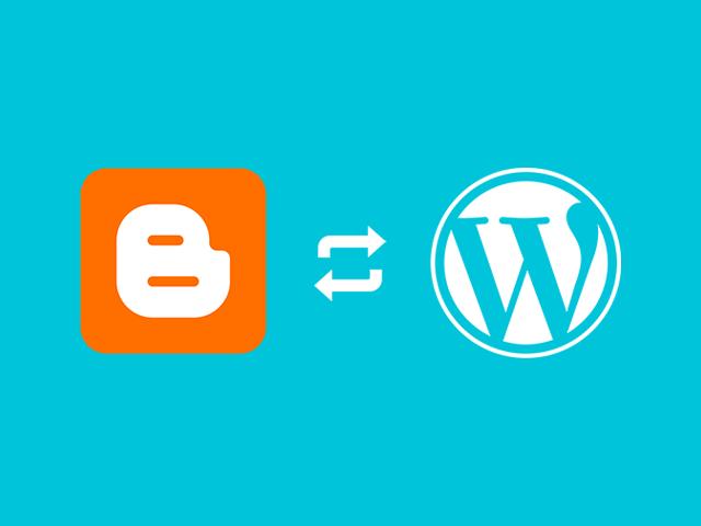 Cara Merubah Blogspot Menjadi Wordpress Lengkap