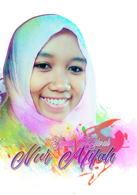 Gads Photo Painting Nur Afifah