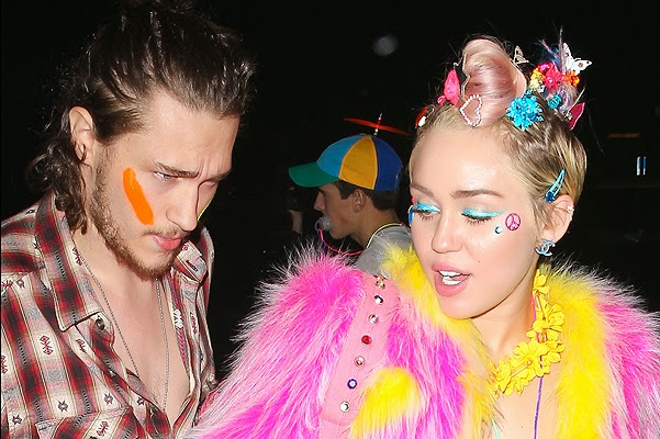 Miley Cyrus and Patrick Schwarzenegger plan a wedding?