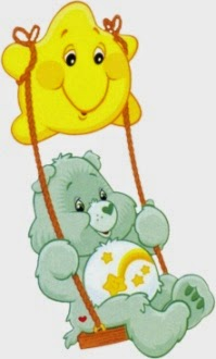 Care Bears Clip Art.