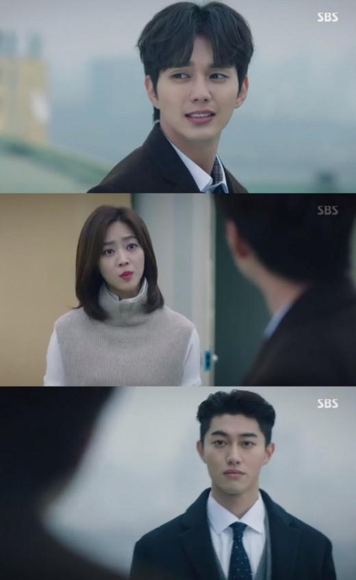 My Strange Hero Eps 7 8 Spoilers Yoo Seung Ho X Jo Bo Ah X Kwak