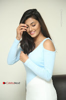 Anisha Ambrose Latest Pos Skirt at Fashion Designer Son of Ladies Tailor Movie Interview .COM 0643.JPG