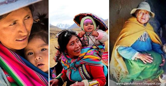 FOTOS: 20 hermosas imágenes de madres peruanas