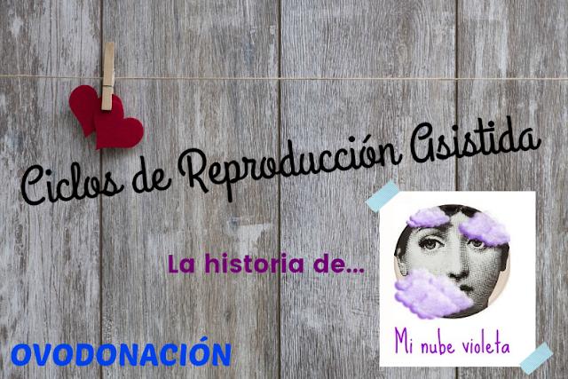 Ciclos de reproducción asistida: La historia de Mi Nube Violeta