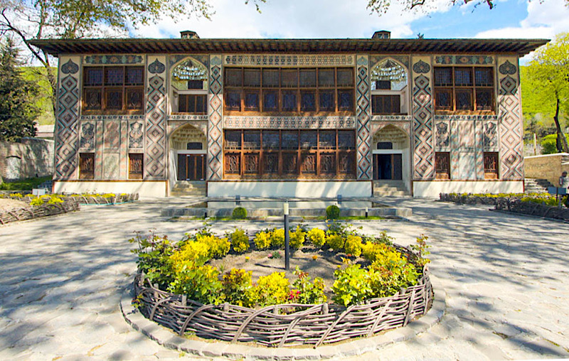 Sheki Khans' Palace