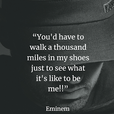 Top Eminem wise quotes