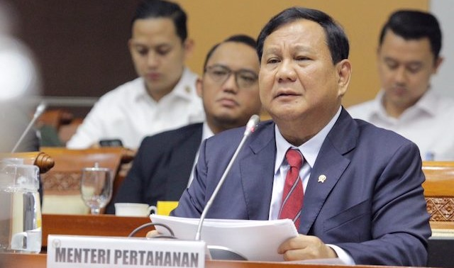 Saat Duet PDIP Bikin Prabowo Nyaris Keok Soal Anggaran Kemenhan