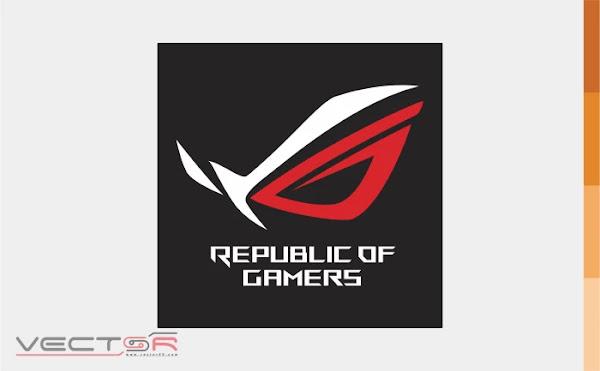 ROG (Republic of Gamers) Logo - Download Vector File AI (Adobe Illustrator)