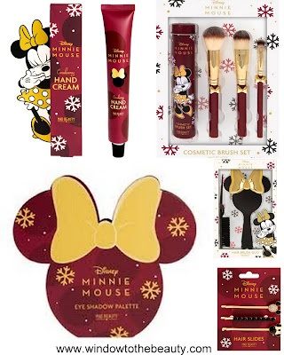 Superdrug Disney Minnie Mouse Collection