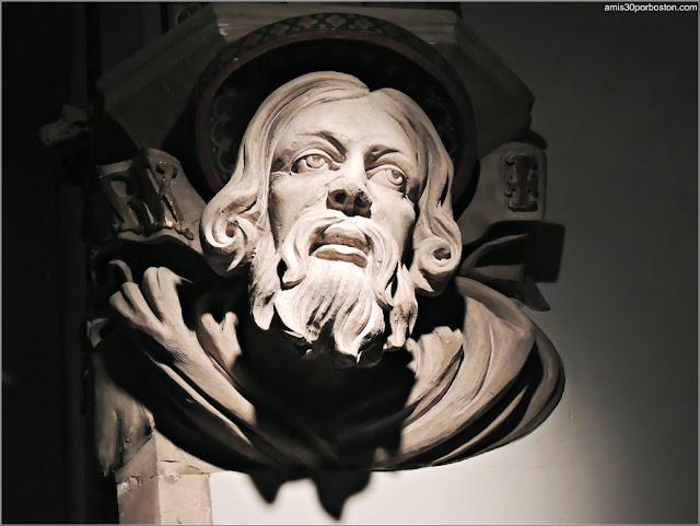 Catedral de Christ Church: Detalles Interior