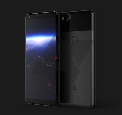 Googe Pixel XL 2017 Press renders leaked