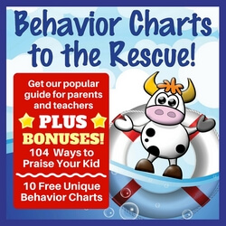 Image: Hundreds of free printable behavior charts, such as chore charts, potty charts, award charts, behavior contracts, and many more