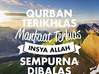 Maksimalnya Pendistribusian Hewan Qurban di GlobalQurban.com