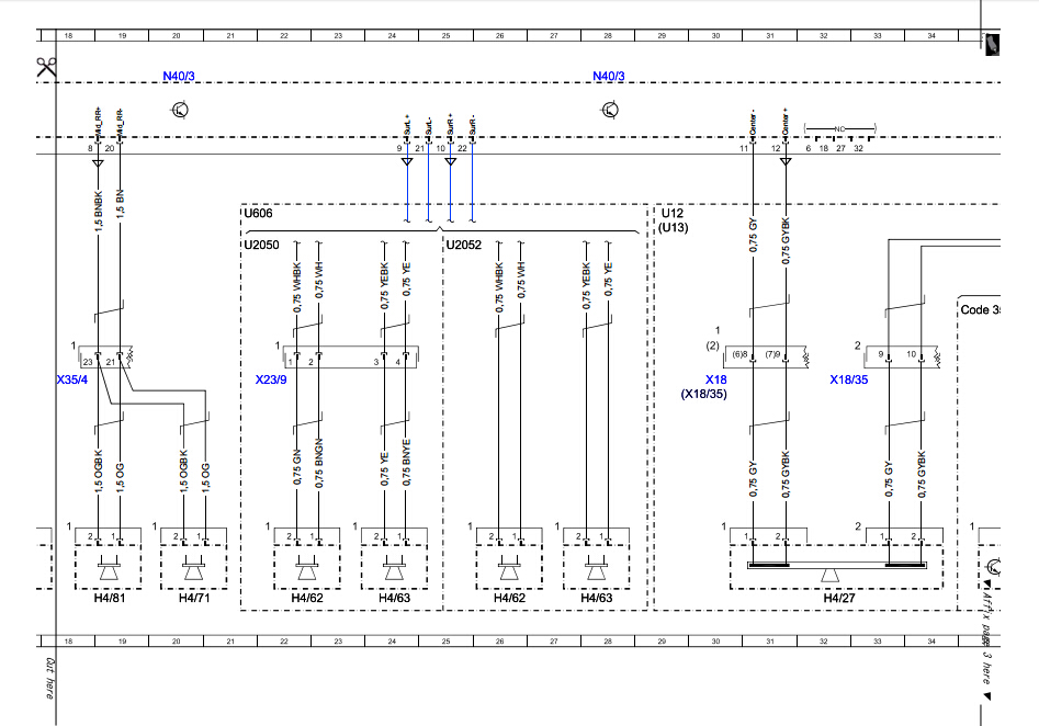 Mercedes Burmester_Wiring_Diagram%2B%25284%2529 mercedes sound amiplifier control unit burmester wiring diagram mercedes sound 5 wiring diagram at n-0.co