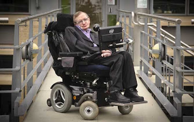 Stephen Hawking Intel