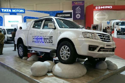 Mobil Double Cabin Paling Irit
