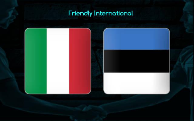 مشاهدة مباراة ايطاليا و إستونيا بث مباشر