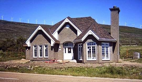 Casas de madera prefabricadas casas tipo canadiense planos - Casas de madera canadiense ...