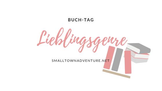 Lieblingsgenre, Buch TAG, Buchblogger, Blogparade, Buchempfehlung