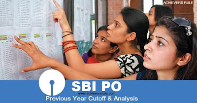 SBI PO Previous Year Cutoff: Pre & Mains