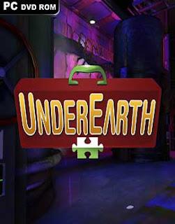 غلاف لعبة إستكشاف والمغامرة UnderEarth PLAZA