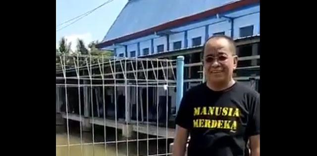 Setelah Tinjau Kebun Angin Jokowi, Said Didu Puji PLTA Buatan Belanda