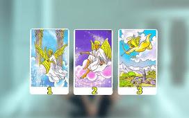 Выберите ангела и узнайте ждёт ли Вас удача в делах