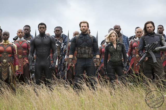 Marvel Studios Avengers Infinity War Movie Stills 01