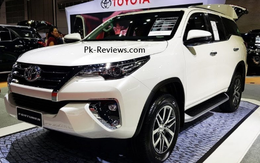 Toyota Fortuner Diesel Variant 2019