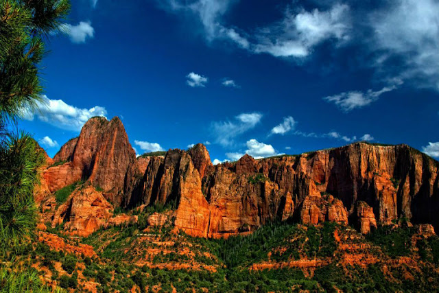 Điểm danh những công viên nổi tiếng xinh đẹp ở Mỹ